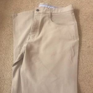 NWOT men's FOOTJOY pants size waist 35 length 32
